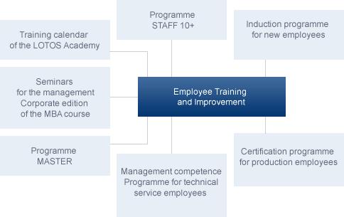 Employee Training and Improvement