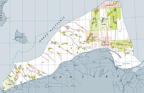 Działalność wydobywcza w obrębie polskiej strefy ekonomicznej Morza Bałtyckiego